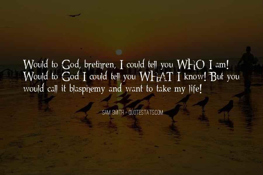 Quotes About Brethren #441466