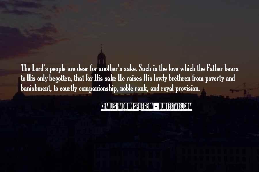 Quotes About Brethren #484522
