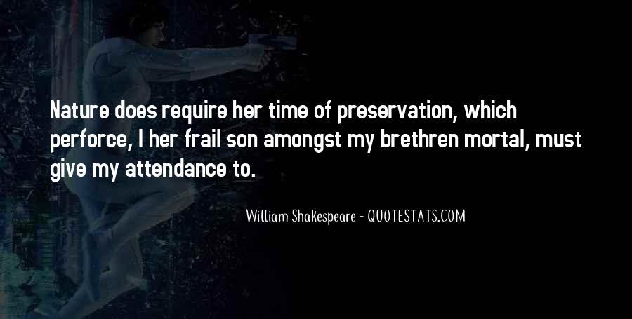 Quotes About Brethren #509332