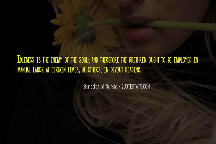 Quotes About Brethren #590089