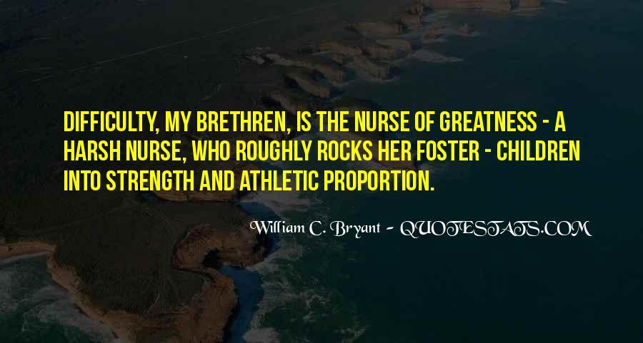 Quotes About Brethren #700241