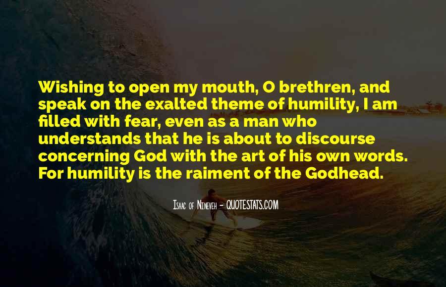 Quotes About Brethren #714527