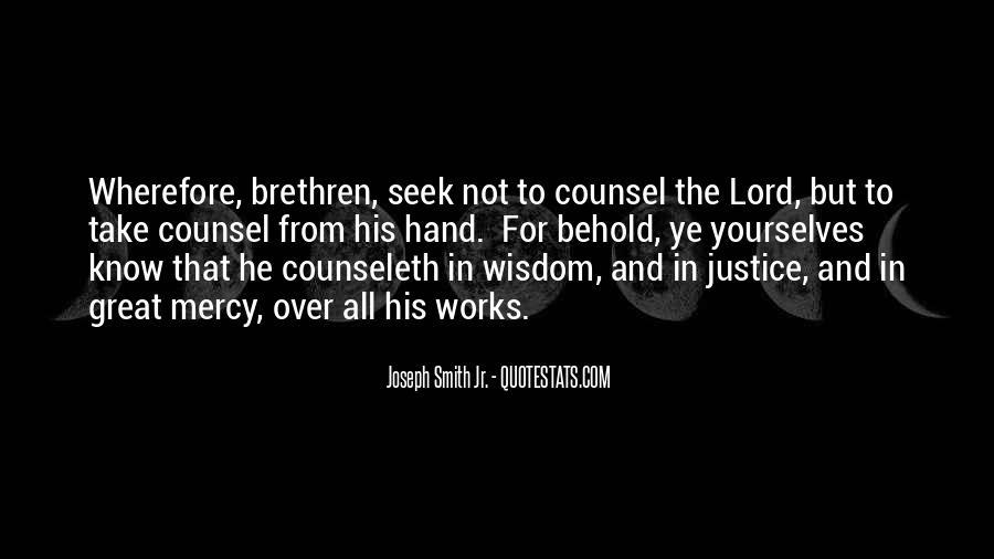 Quotes About Brethren #754606