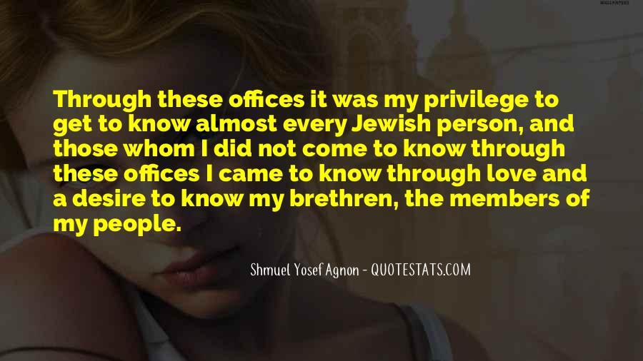 Quotes About Brethren #755077
