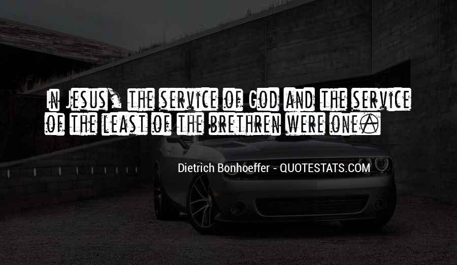 Quotes About Brethren #808426