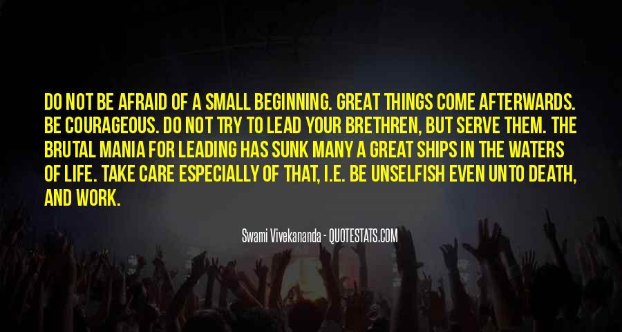 Quotes About Brethren #814283