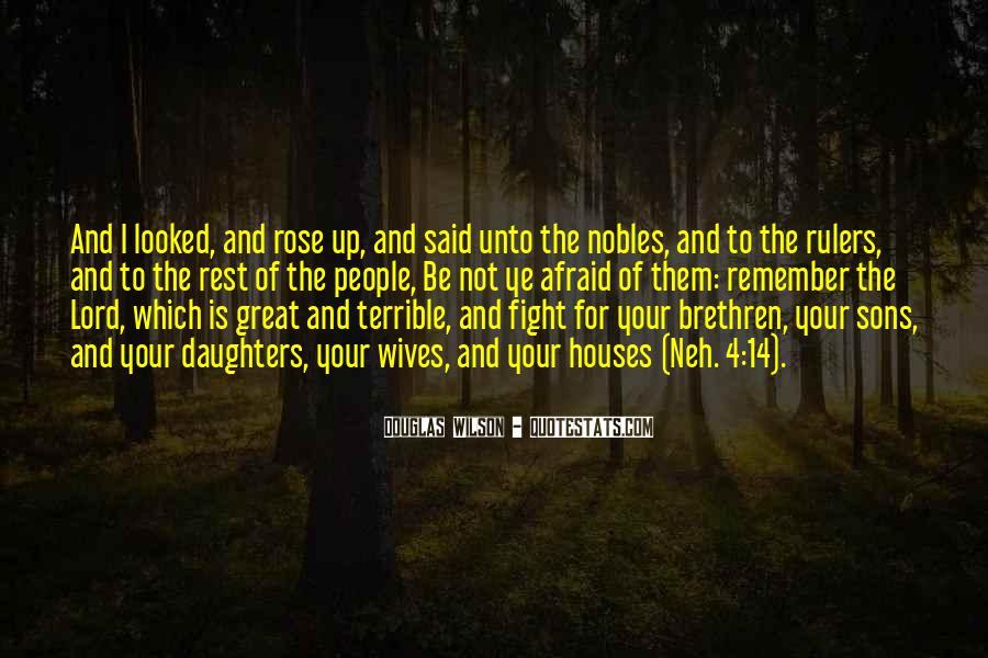 Quotes About Brethren #833767