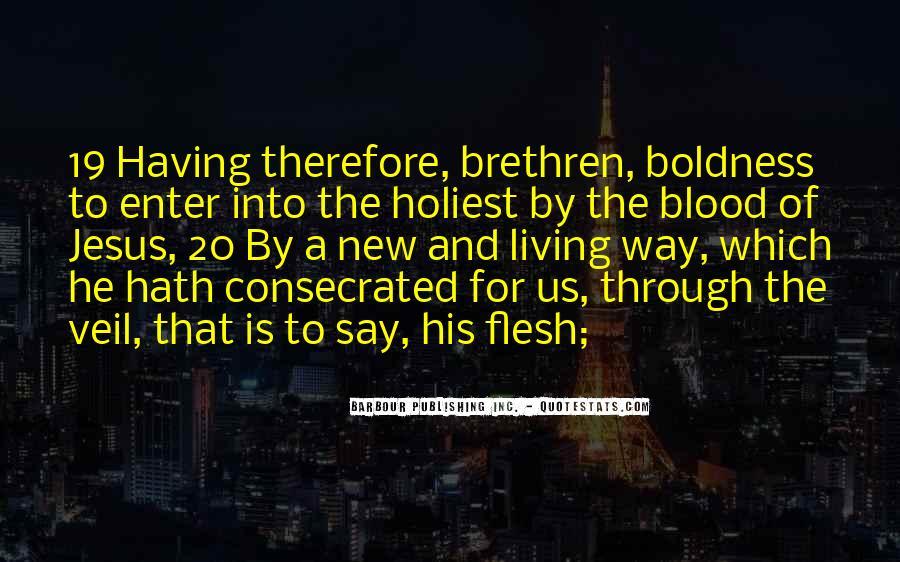 Quotes About Brethren #850747