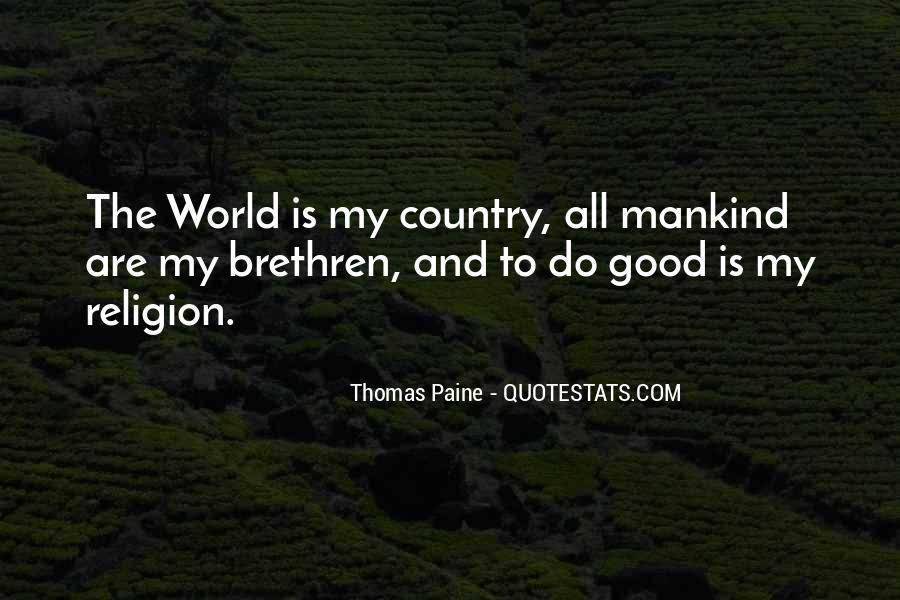 Quotes About Brethren #876636