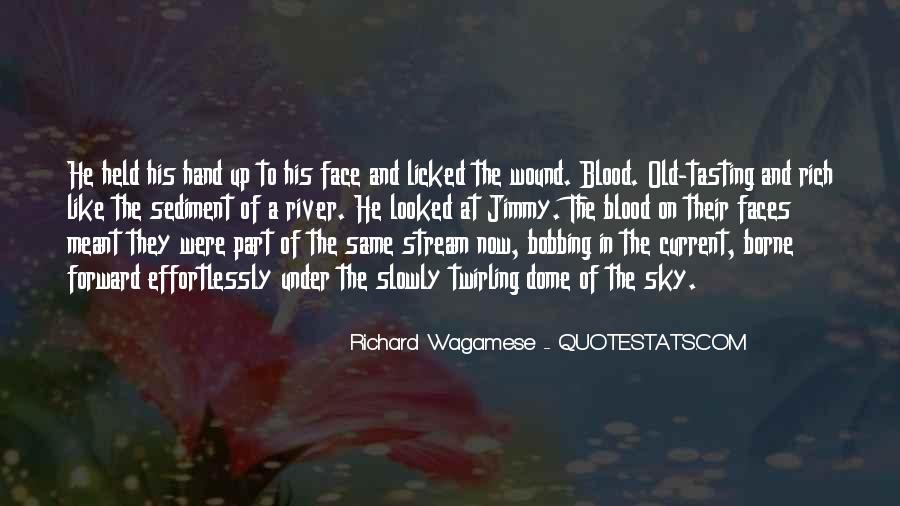 Quotes About Sediment #1015323
