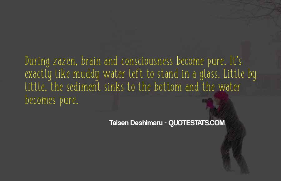 Quotes About Sediment #1019488
