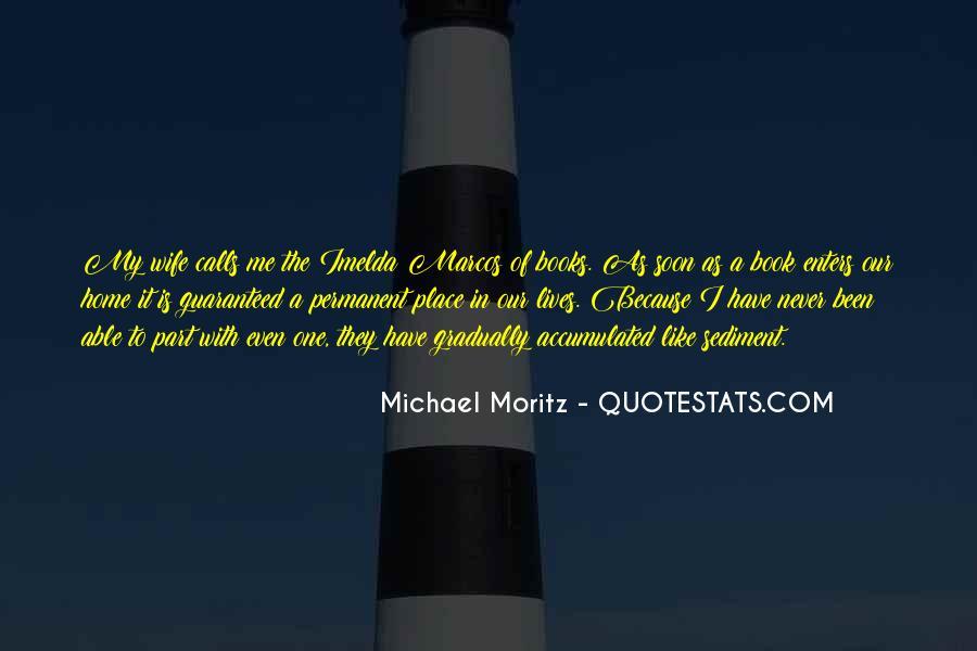 Quotes About Sediment #816086