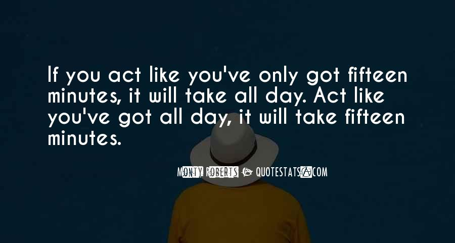Quotes About Take Time #12930