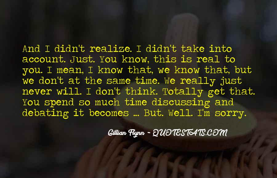 Quotes About Take Time #42109