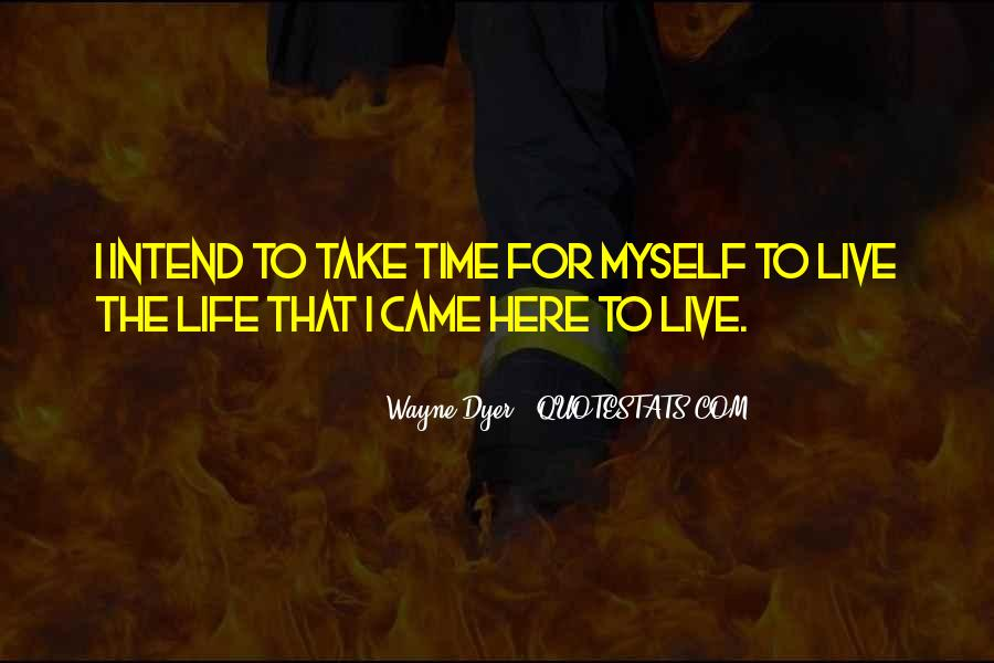 Quotes About Take Time #48777