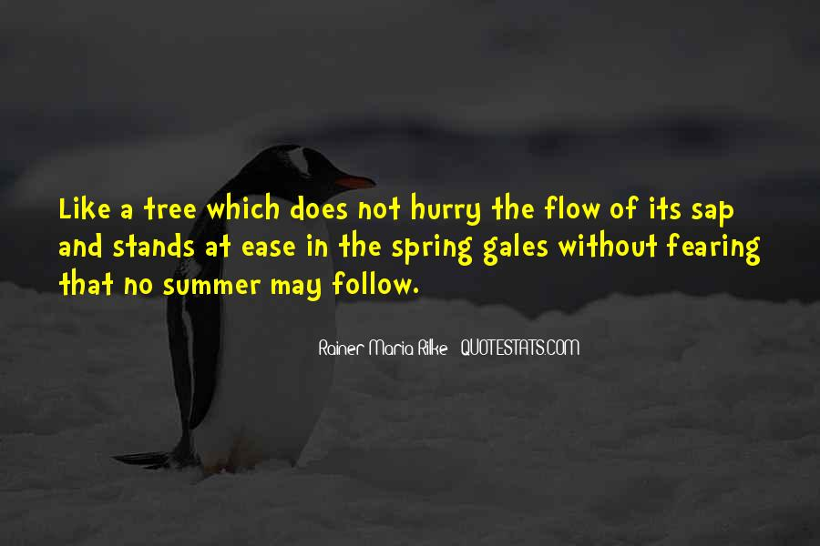 Quotes About Spring And Summer #190888