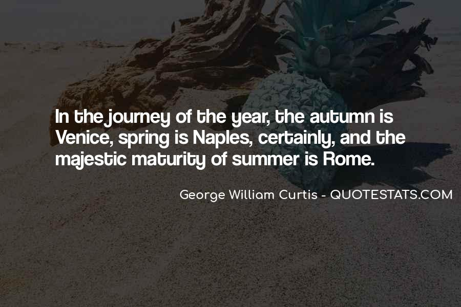 Quotes About Spring And Summer #452049