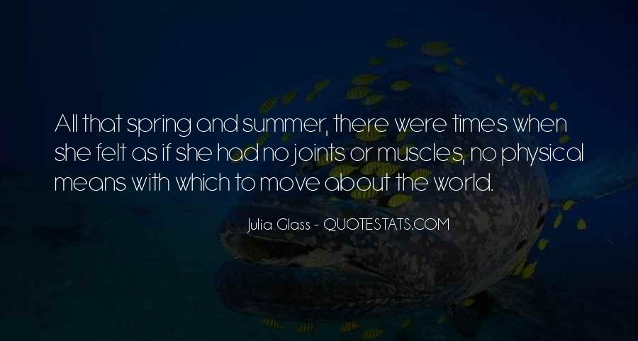 Quotes About Spring And Summer #630229