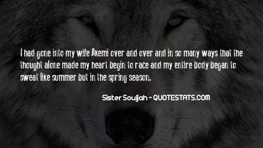Quotes About Spring And Summer #682943