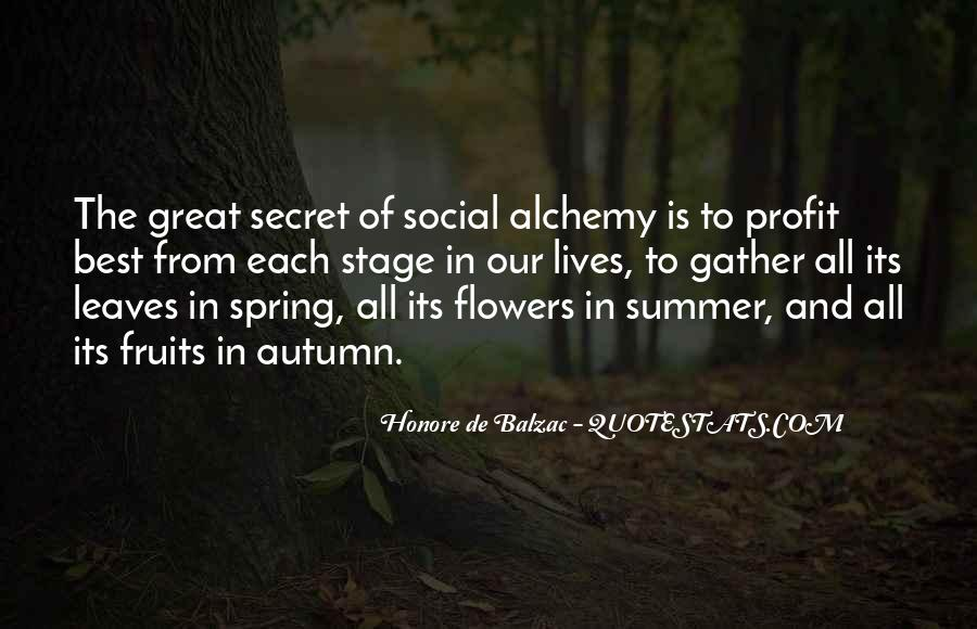Quotes About Spring And Summer #731261