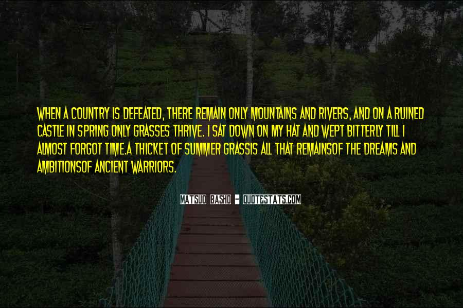 Quotes About Spring And Summer #823648