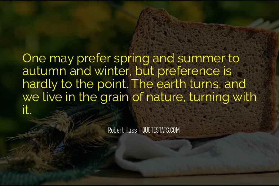 Quotes About Spring And Summer #824836