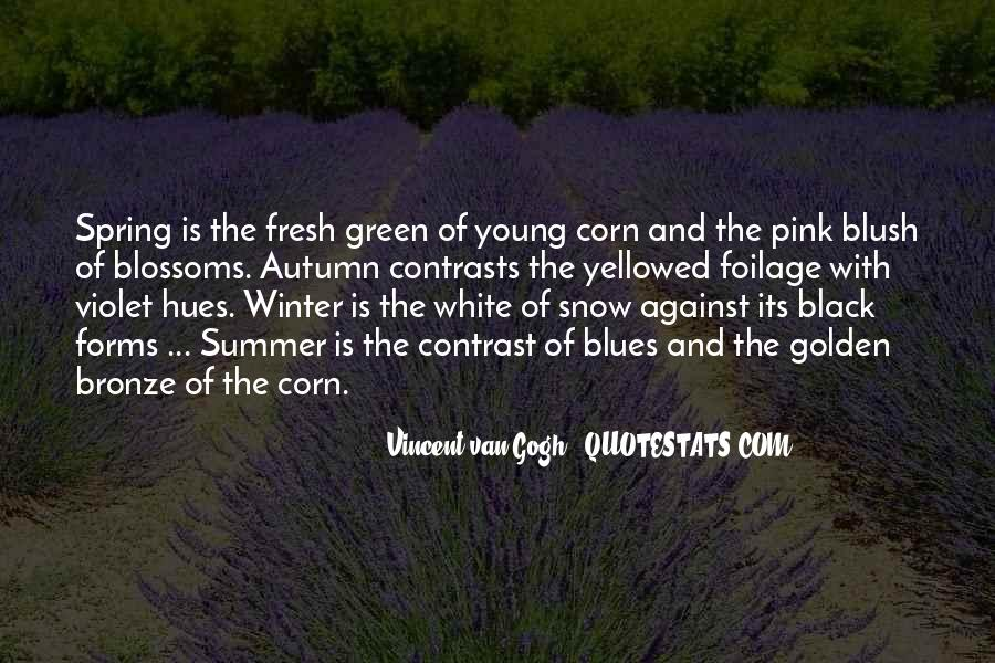 Quotes About Spring And Summer #902981