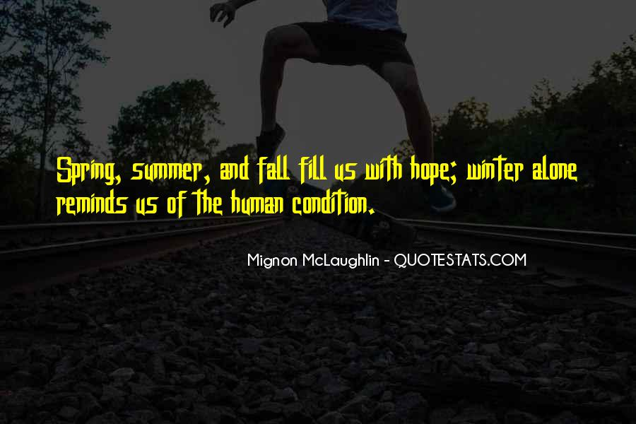 Quotes About Spring And Summer #953526