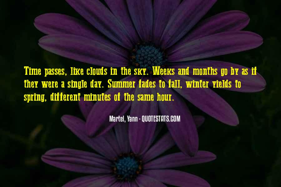 Quotes About Spring And Summer #998724
