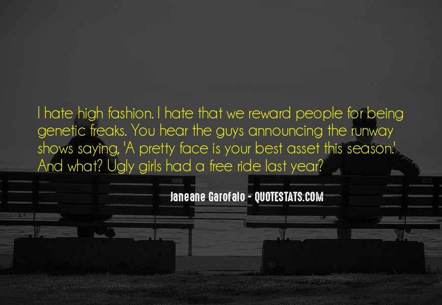 Top 76 Quotes About Ugly Girl: Famous Quotes & Sayings About ...
