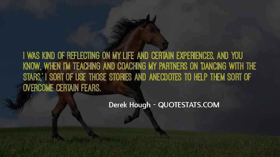 Quotes About Reflecting On Life #470289