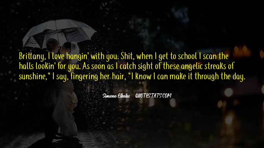 Quotes About School Halls #1191228