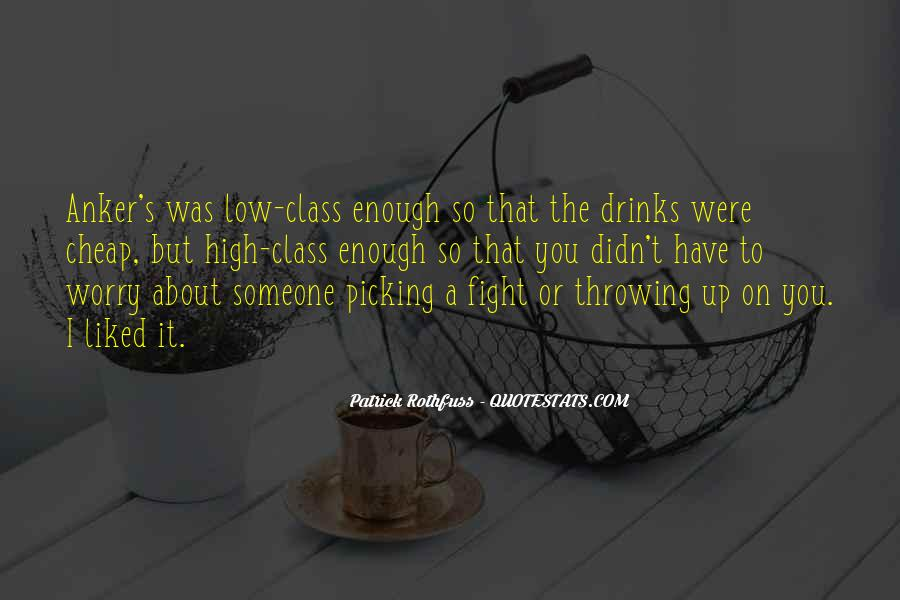 Quotes About Picking A Fight #1691515