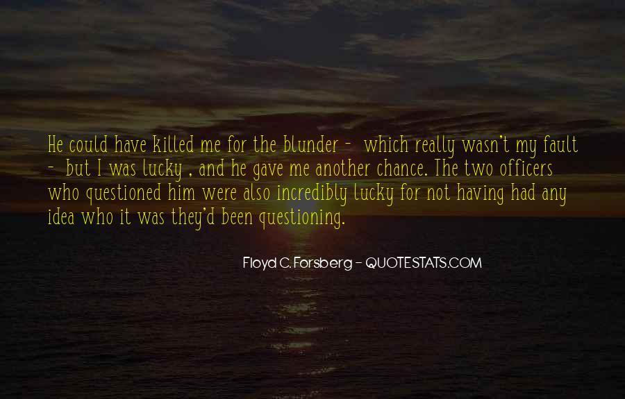 Quotes About Criminal Minds #1313058