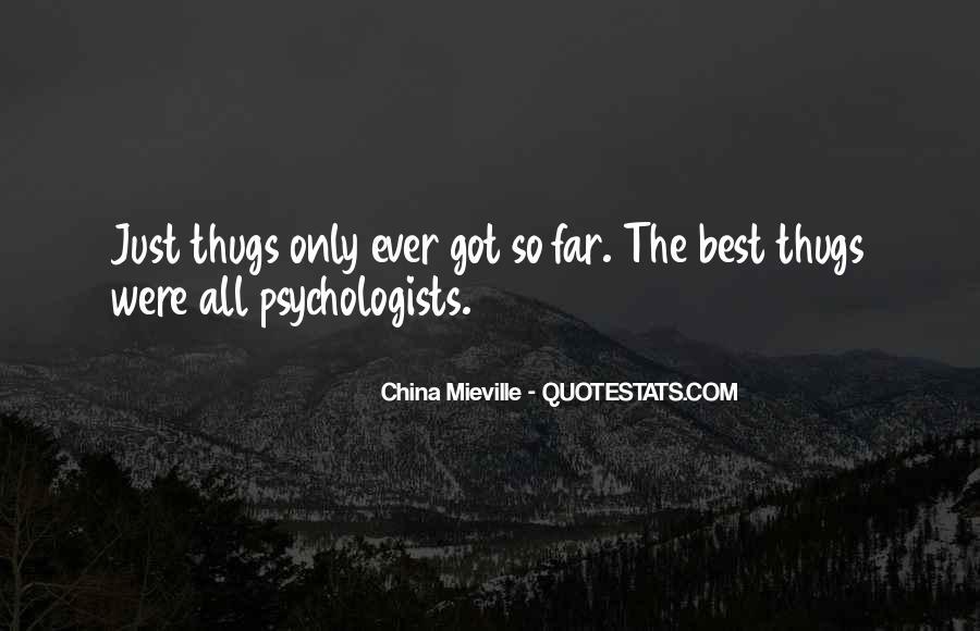 Quotes About Criminal Minds #225437