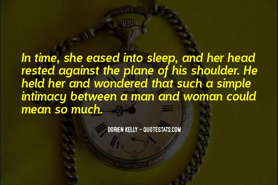 Quotes About Cherishing A Woman #1507346