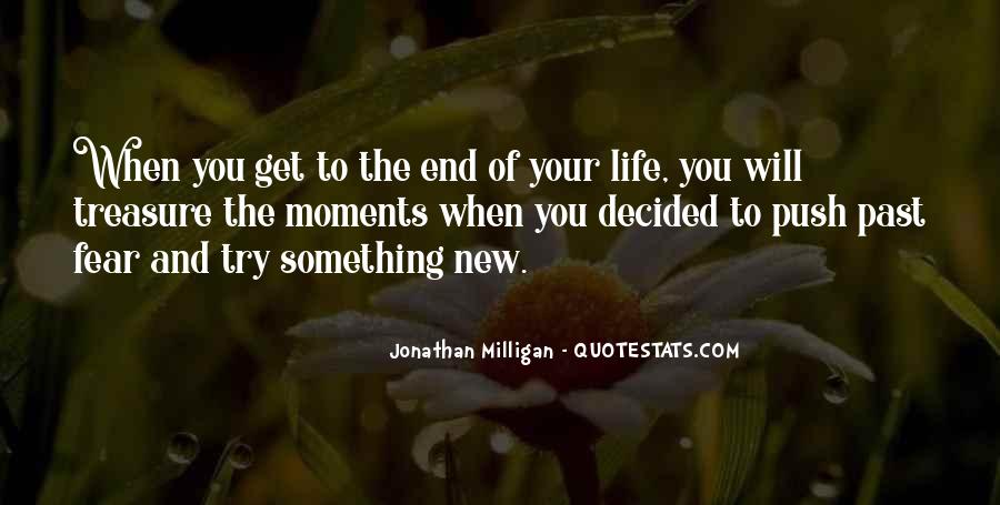 Quotes About Try Something New #1263046