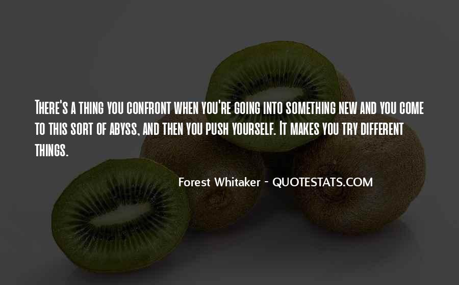 Quotes About Try Something New #927968