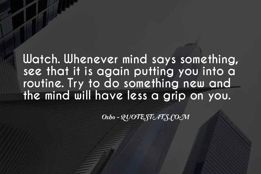 Quotes About Try Something New #989456