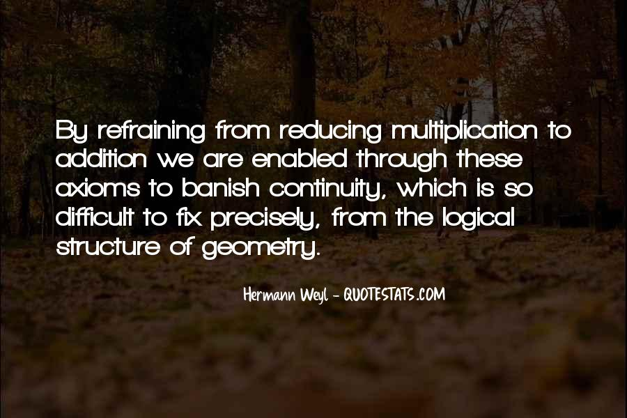 Quotes About Reducing #264556