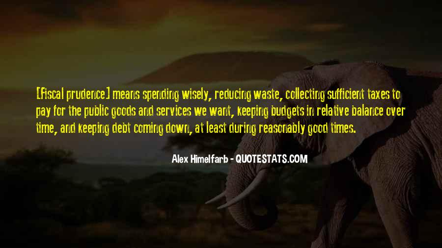 Quotes About Reducing #357851