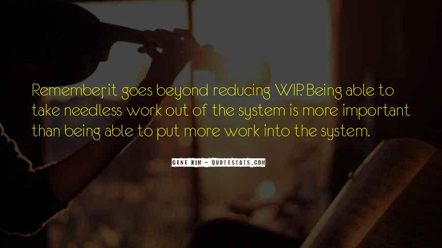 Quotes About Reducing #69343