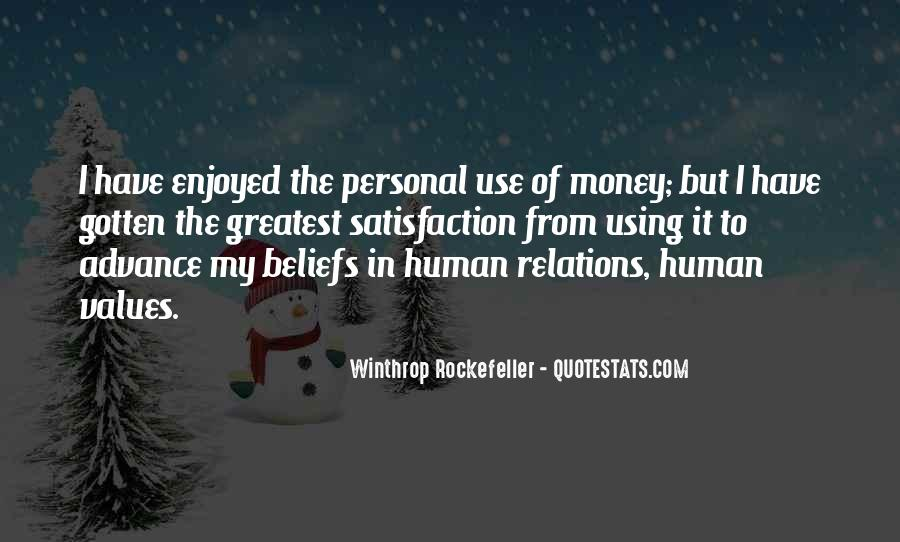 Quotes About Rockefeller #21138