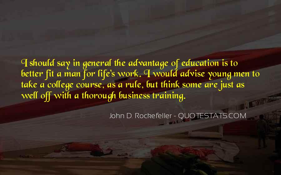 Quotes About Rockefeller #310003