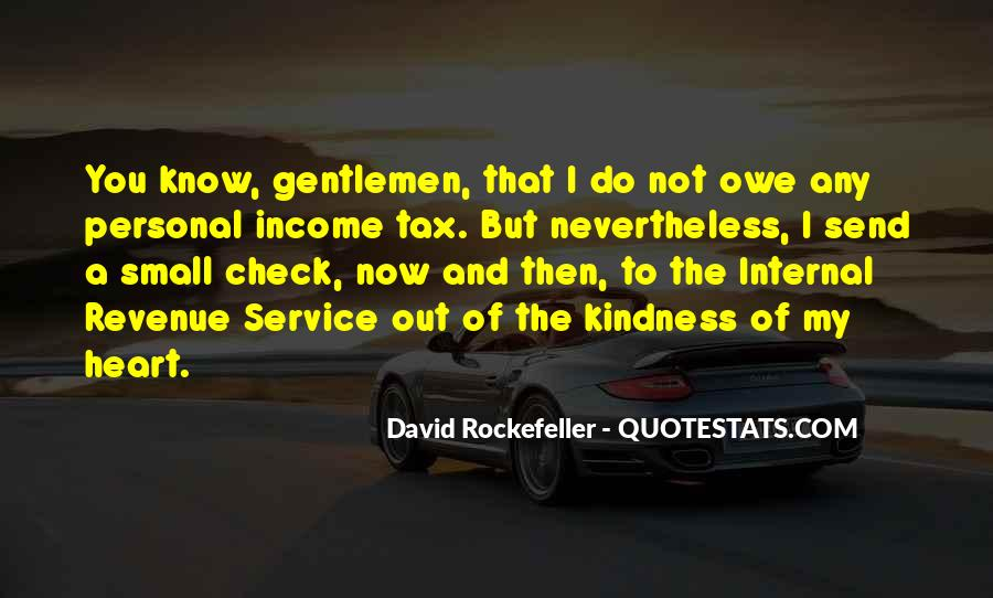 Quotes About Rockefeller #481901