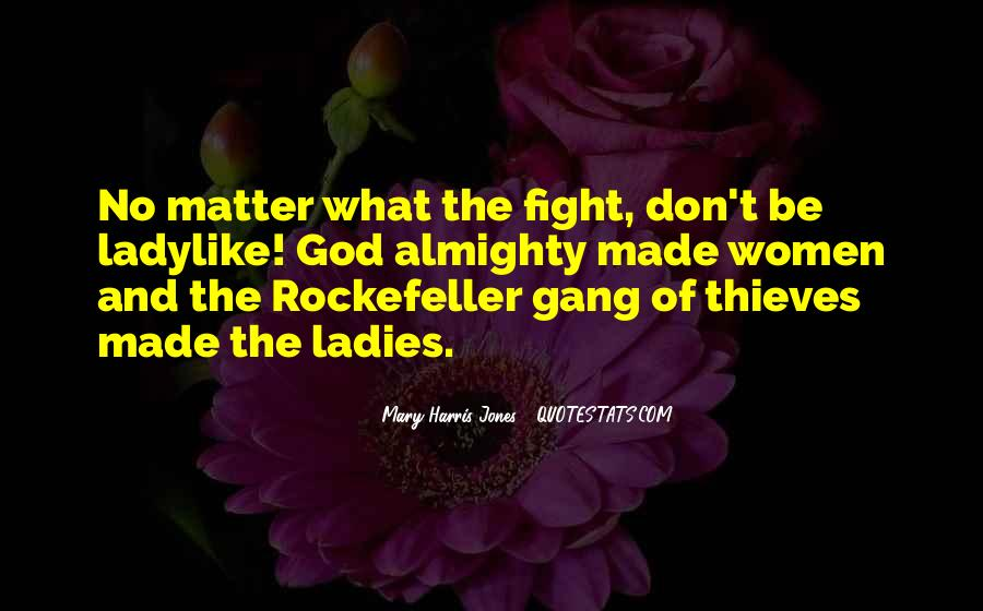 Quotes About Rockefeller #562311