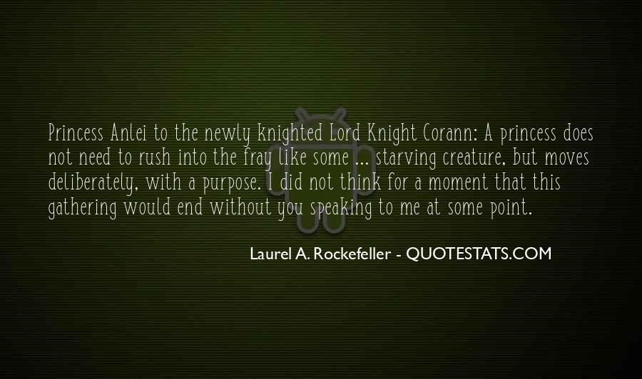 Quotes About Rockefeller #654562