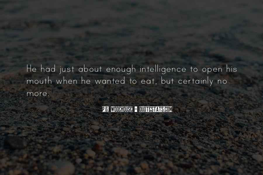 Quotes About Stupidity And Intelligence #831869