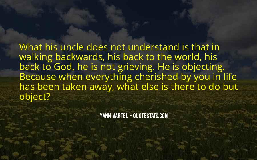Quotes About Not Going Backwards In Life #129448