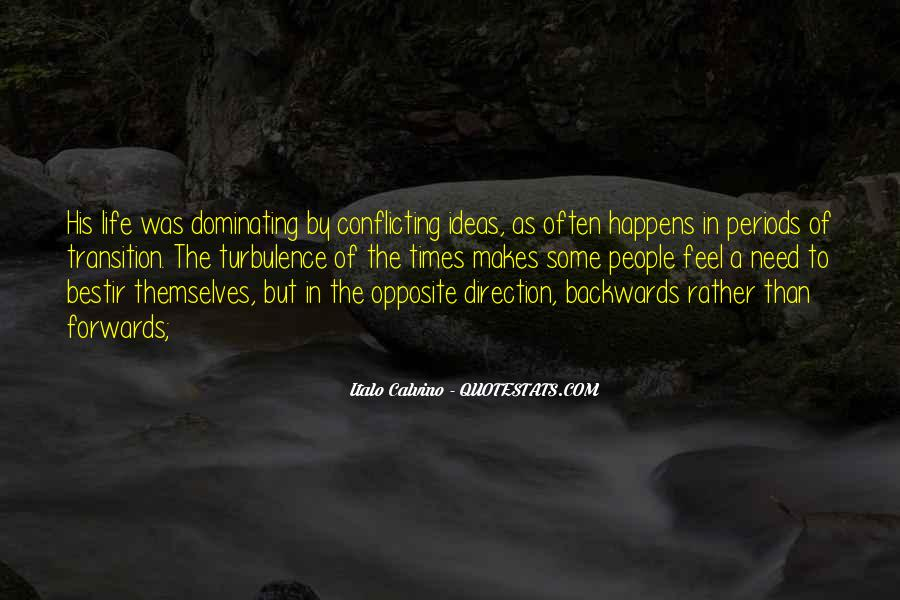 Quotes About Not Going Backwards In Life #162192